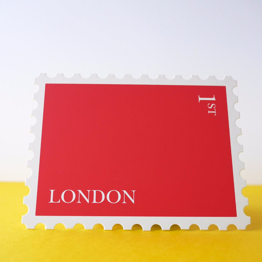 Cut & Make City Stamp London - HUEBOW