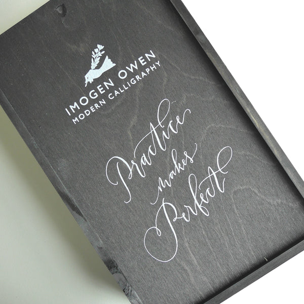 Luxury Modern Calligraphy Kit by Imogen Owen - HUEBOW