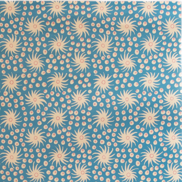 Cambridge Imprint Milky Way Paper Blue - HUEBOW