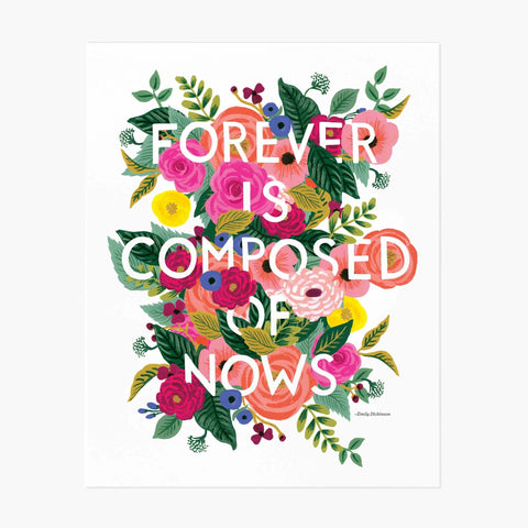 Rifle Paper Co. Dickinson Quote Art Print
