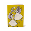 Cambridge Imprint Birthday Fairies Card - HUEBOW