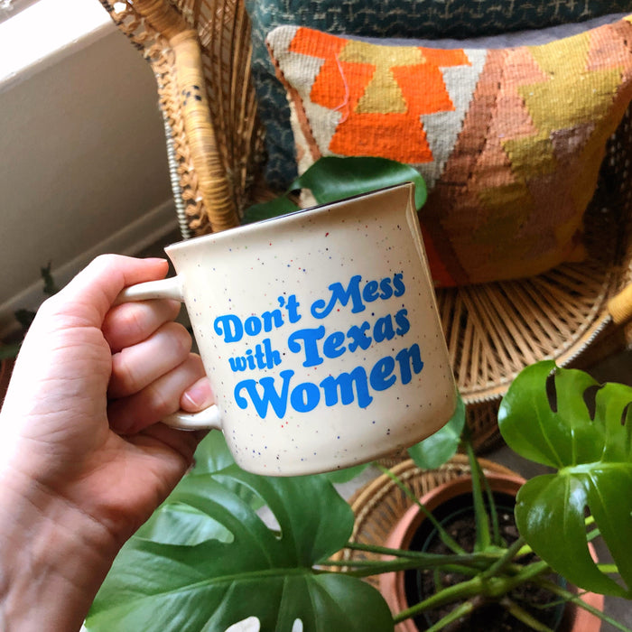 Don't Mess with Texas Women Mug