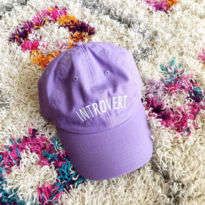 Introvert Hat
