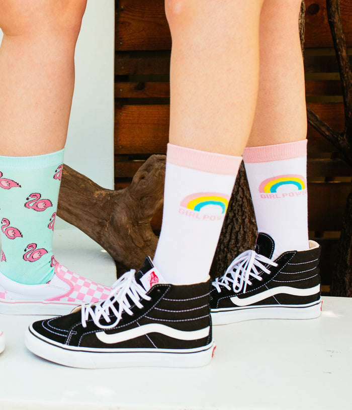 Girl Power Socks