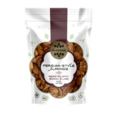 Persian-Style Almonds - Roasted with Sumac & Lime - 3 OZ