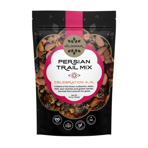 Persian Trail Mix - Celebration Ajil - 6.5 OZ
