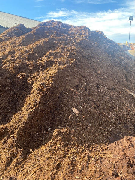 CFW Screened Garden Mulch - $30 per cubic metre