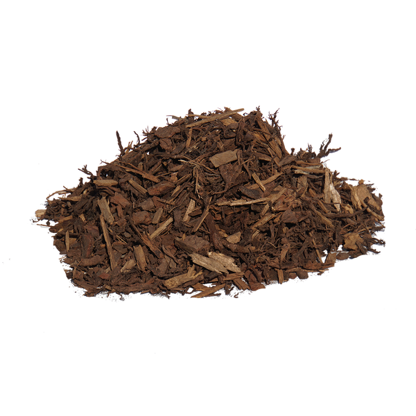 Garden Bark - City Gardens Christchurch - A medium grade, screened bark which is ideal for maintaining an even soil temperature and retaining soil moisture during the warmer months.