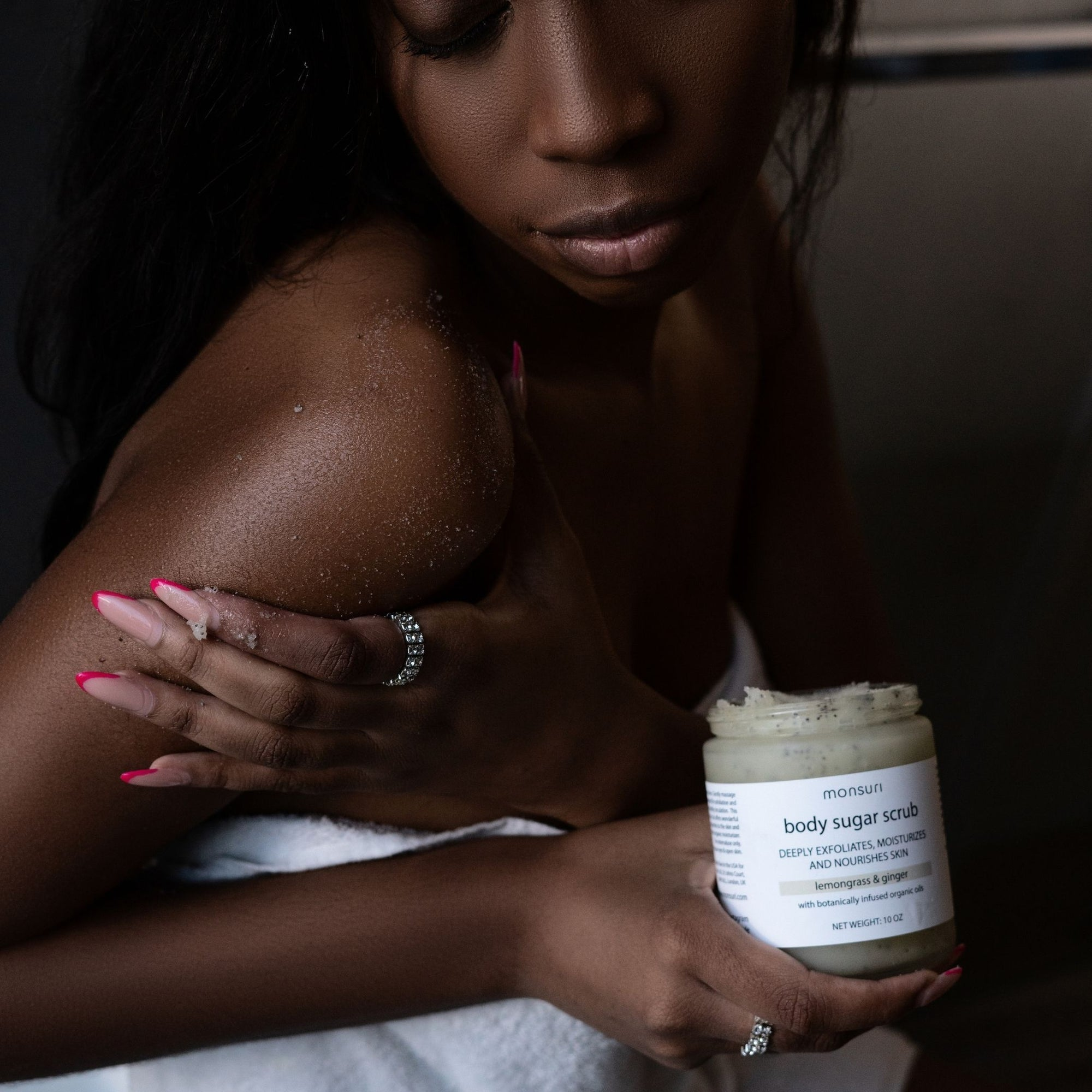 Natural Body Scrubs for Women Exfoliation