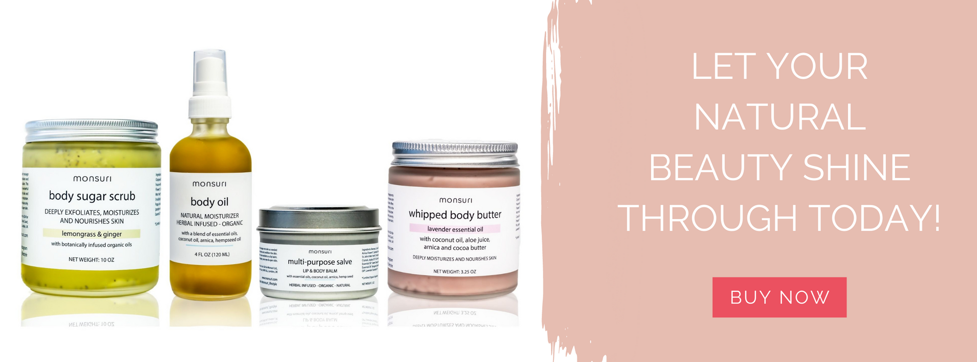 Organic Skin Care Products for Women | Self-Care Gift Ideas