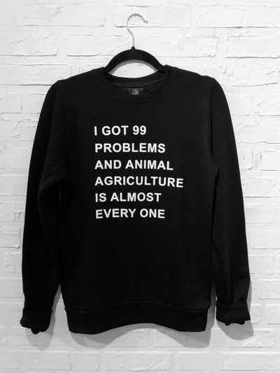 99 Problems Unisex Sweater 2.0