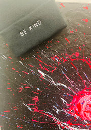 Be Kind Toque - Black