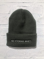 No F*cking Whey Toque