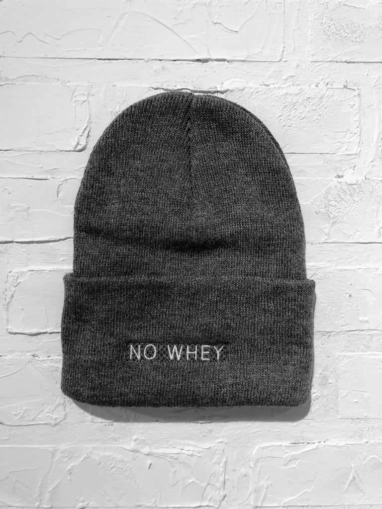 No Whey Toque 2.0