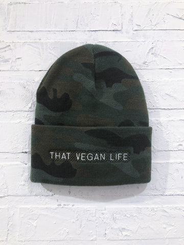 That Vegan Life Toque