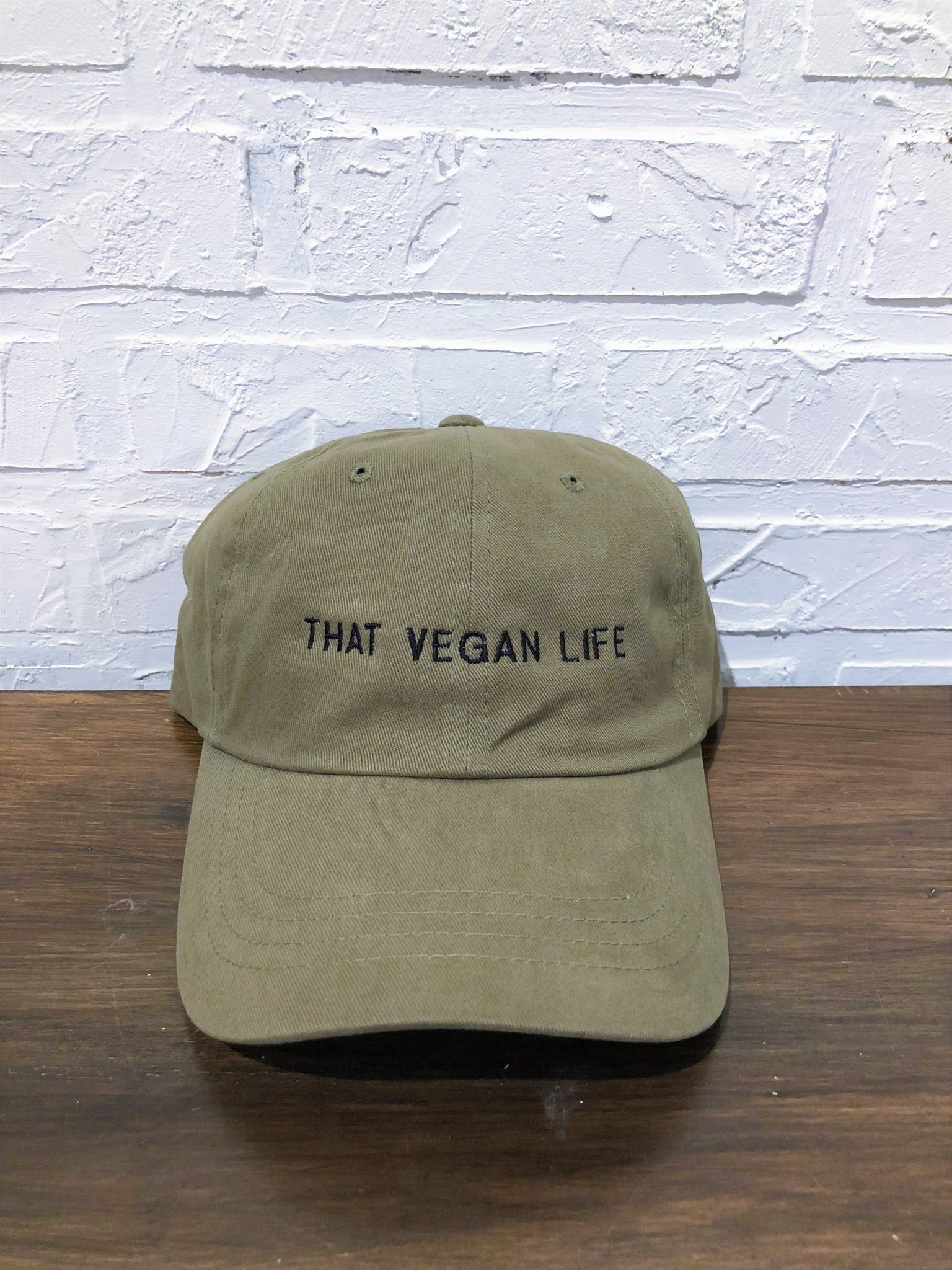 That Vegan Life Dad Hat