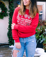 Vegan Holiday Sweater