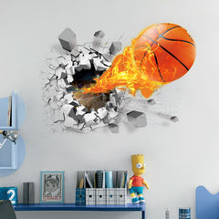 Basketball Wall Sticker Offer