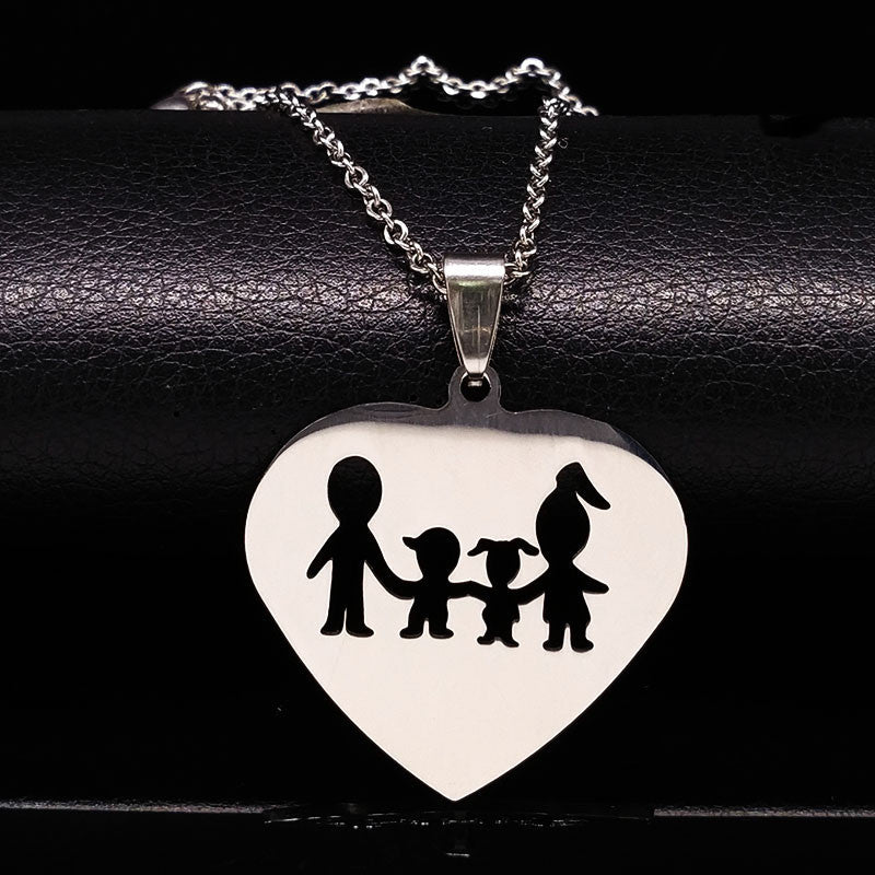 Love Family Necklace Offer