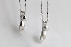 Cat Pendant Necklace Offer