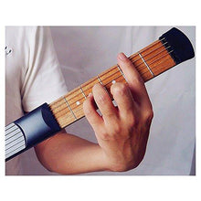 Portable Pocket Practice Guitar