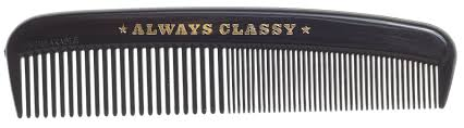 Sourpuss Always Classy Comb - Forever Tattooed