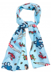 Sourpuss Bad Girl Tattooed Drivers Scarf - Forever Tattooed