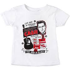 Sourpuss Johnny Cash Flyer Shirt - Forever Tattooed