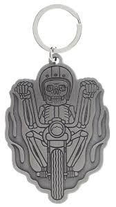 Sourpuss Live Fast Keychain - Forever Tattooed
