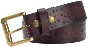 Sourpuss Sparrows Belt - Forever Tattooed