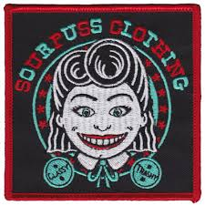 Sourpuss Tillie Patch - Forever Tattooed