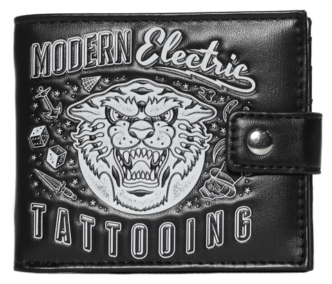 Sourpuss Modern Electric Wallet - Forever Tattooed