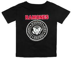 Sourpuss Ramones Logo Kid Shirt - Forever Tattooed