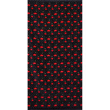 Sourpuss Cherry Print Beach Towel - Forever Tattooed