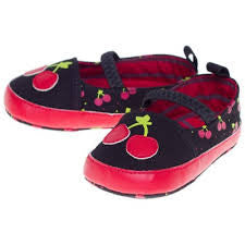 Sourpuss cherry mary janes - Forever Tattooed