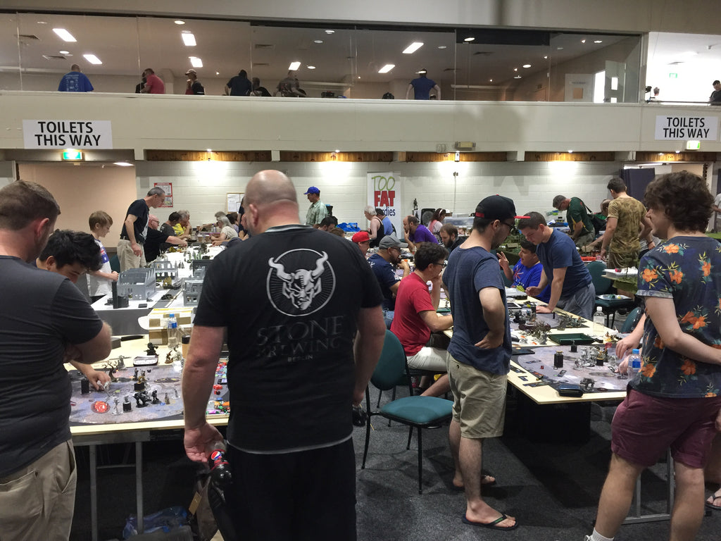 CanCon - King of the Grove Tournament Report