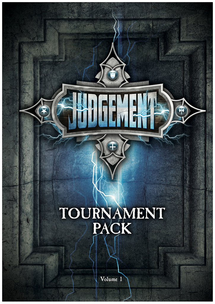 Judgement Tournament Pack Published