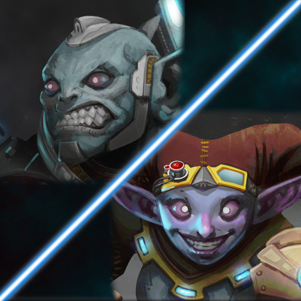 Hero Reveal: Bale & Sarna - The Mischievous Duo