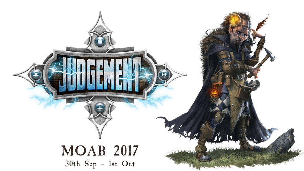 MOAB 2017 - Judgement's 1st Official Tournament!