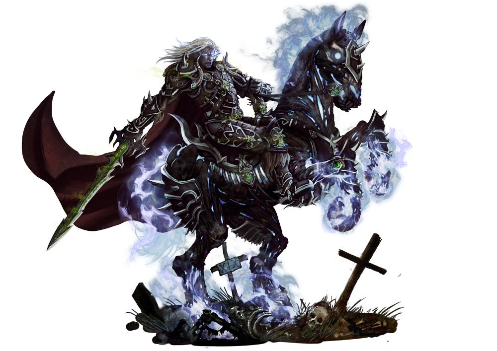 Lord Fazeal, Undead Death Knight