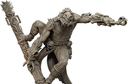 Haksa Sculpt Revealed