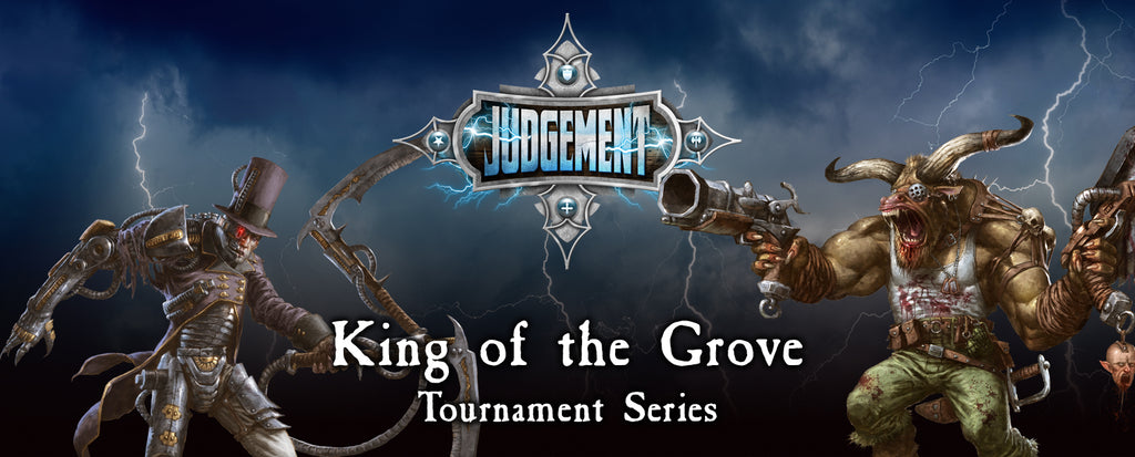King of the Grove 2019 - Heat 2 - Tournament Report