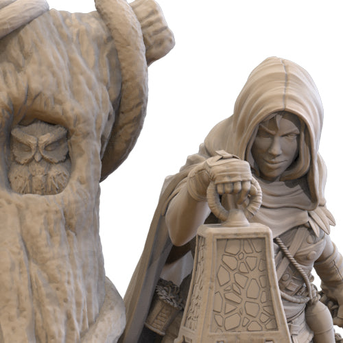 Svetlana Oaklost Sculpt Reveal