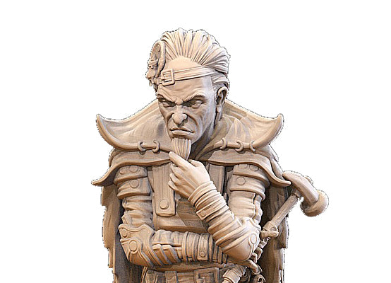 Viktor Sculpt Reveal
