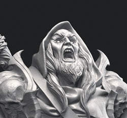 New Zaron Sculpt Reveal