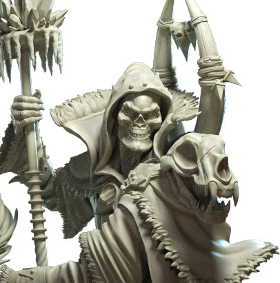 Zhim'gigrak Sculpt Reveal