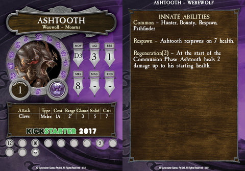 Ashtooth the Werewolf