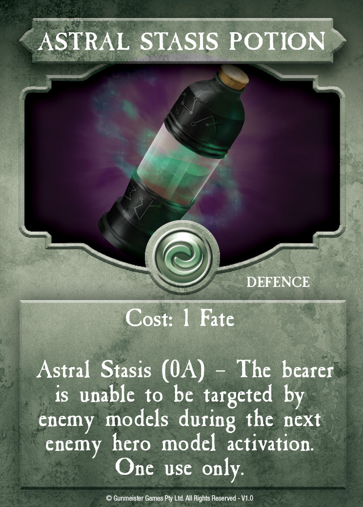 Astral Stasis