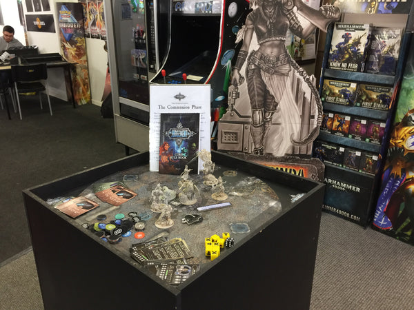 Firestorm Games' South Wales Gaming Centre