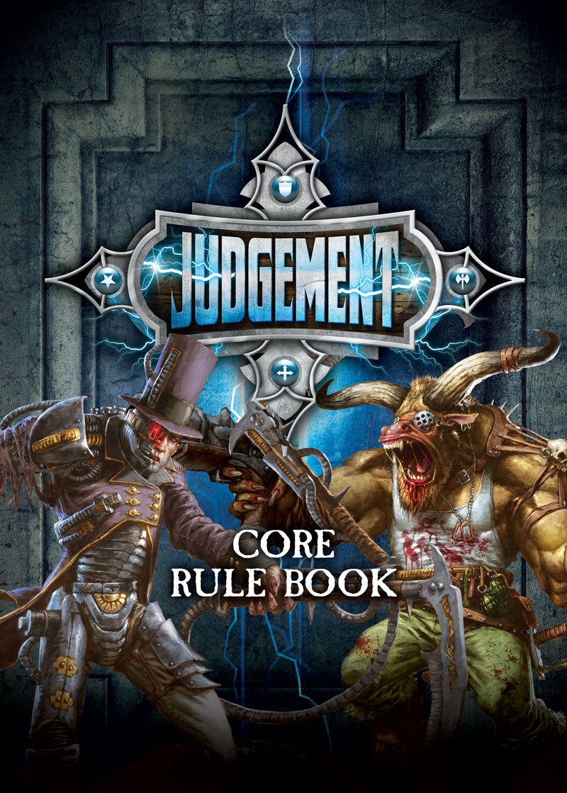 Judgement Rulebook Cover